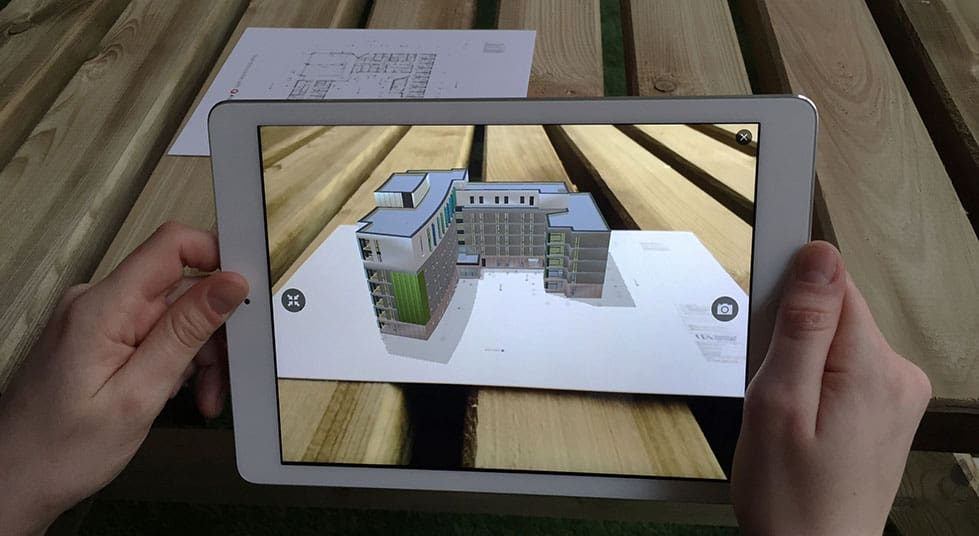 Marker App AR