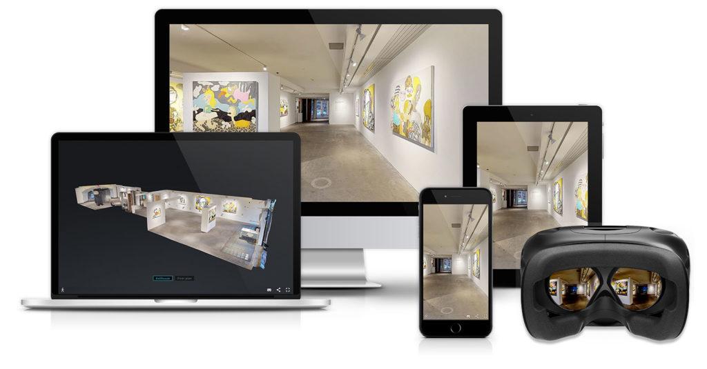 3D Virtual Tour multidispositivo